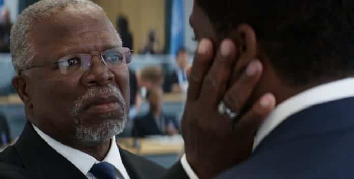 John Kani in Civil War