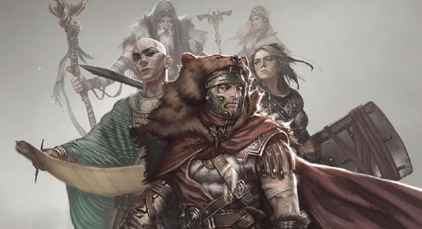 I 5 personaggi del Quickstart in tutto il loro romanico splendore