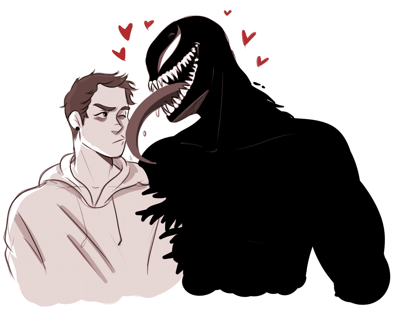 Venom ha, involontariamente, dato inizio a cose buone, come le fanart di micodraws